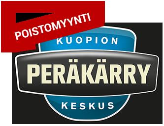 Kuopion peräkärrykeskus poistomyynti