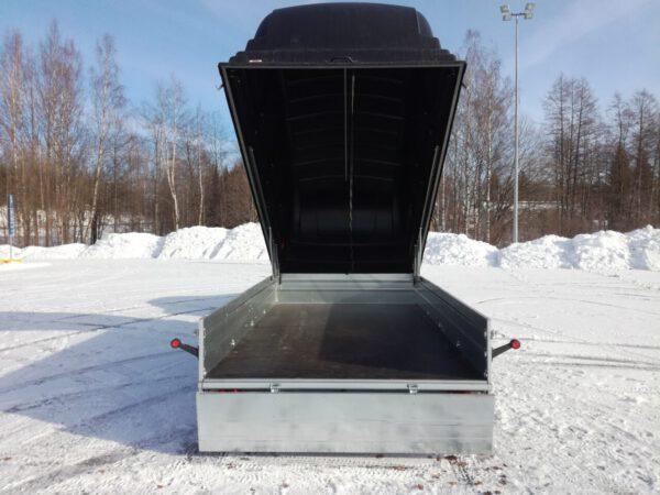 AKU CP365-RBH/1600KG Jaxal kuomulla