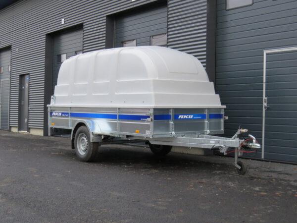 AKU CP350-LBH/1600KG + Jaxal 350/100