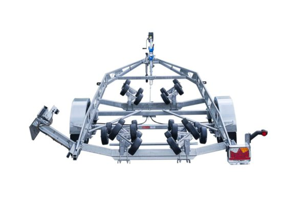 AKU BP1800-LB multiroller venetraileri