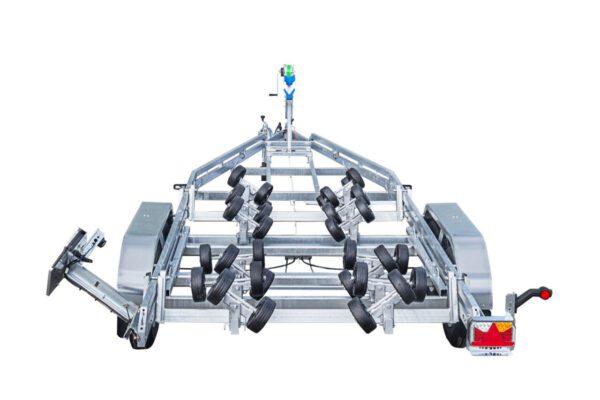 AKU BP2600-DRB multiroller venetraileri