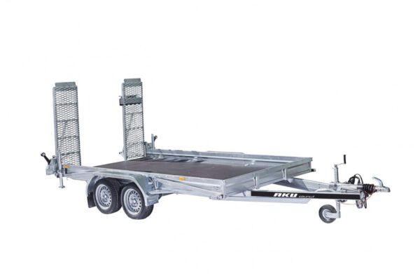 AKU TP365-DRB/3500KG koneenkuljetusvaunu